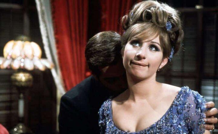 Funny Girl, 1968, William Wyler, Barbra Streisand, Fanny Brice, Omar Sharif