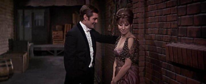 Funny Girl, 1968, William Wyler, Barbra Streisand, Omar Sharif