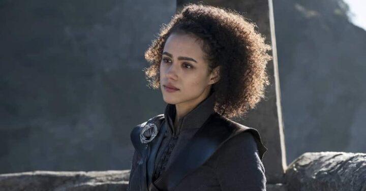 Game of Thrones, Nathalie Emmanuel, Missandei, Il Trono di Spade