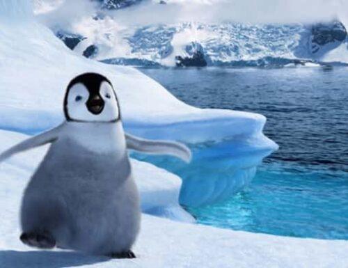 Happy Feet, scheda film d'animazione di George Miller