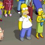 I Simpson - Il film, 2007 diretto da David Silverman, Matt Groening, Homer Simpson, Marge, Spider Pork
