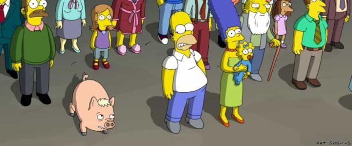 I Simpson - Il film, 2007 diretto da David Silverman, Matt Groening, Homer Simpson, Marge, Spider Pork - I Simpson - Il film frasi, citazioni e dialoghi