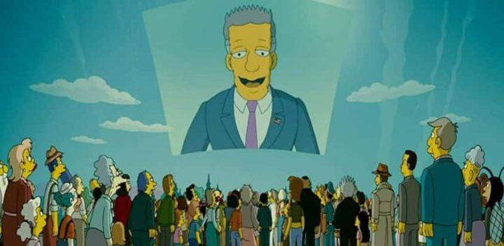I Simpson - Il film, 2007 diretto da David Silverman, Matt Groening, Russ Cargill, Skinner, Uomo ape, cupola - I Simpson - Il film frasi, citazioni e dialoghi