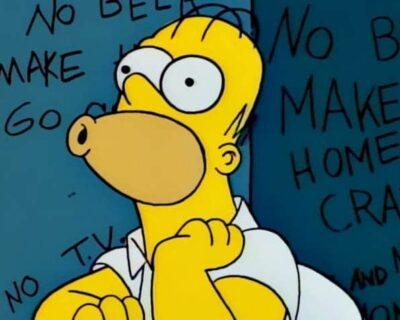 I Simpson sesta stagione frasi e citazioni
