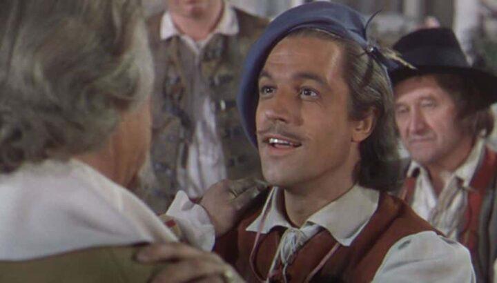 I tre moschettieri, 1948, George Sidney, Gene Kelly, D'Artagnan