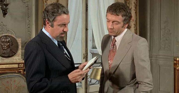 Il fascino discreto della borghesia, 1972, Luis Buñuel, Jean-Pierre Cassel, Fernando Rey