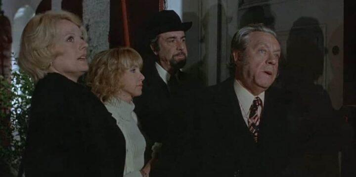Il fascino discreto della borghesia, 1972, Luis Buñuel, Paul Frankeur, Bulle Ogier, Fernando Rey, Delphine Seyrig