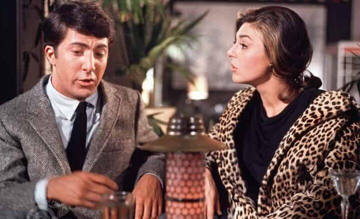 Il laureato, 1967, Mike Nichols, Dustin Hoffman, Anne Bancroft, albergo