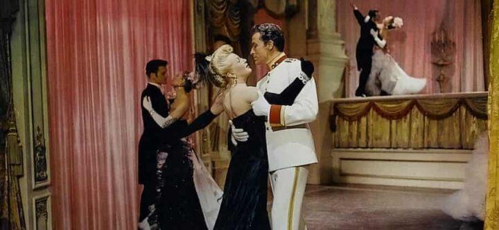 La vedova allegra, 1952, Curtis Bernhardt, Lana Turner, Fernando Lamas, ballo
