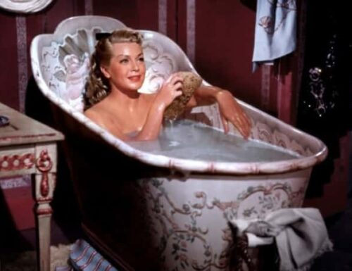 La vedova allegra, scheda film di Curtis Bernhardt