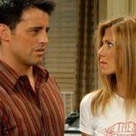 Friends, Jennifer Aniston, Rachel Green, Matt LeBlanc, Joey Tribbiani