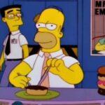 I Simpson ottava stagione, episodio 23, Il nemico di Homer, centrale nucleare, Frank Grimes