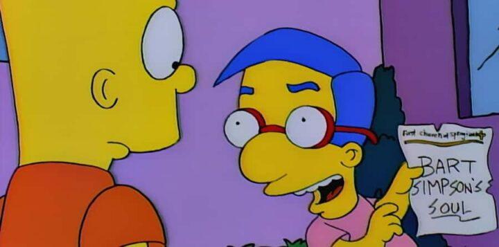 I Simpson settima stagione frasi e citazioni, episodio 4, Bart si vende l'anima