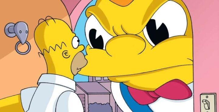 I Simpson settima stagione frasi e citazioni, episodio 6, La paura fa novanta VI, Lard Lad Donuts