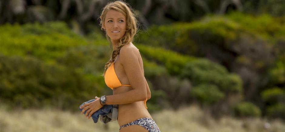 Perchè le giocatrici di beach volley indossano il bikini? Paradise Beach - Dentro l'incubo, 2016, Blake Lively, bikini, spiaggia