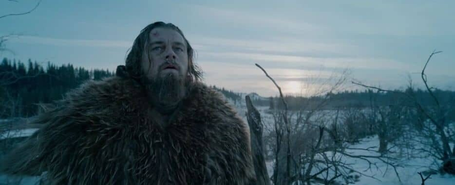 Il trucco di Leonardo DiCaprio in Revenant – Redivivo