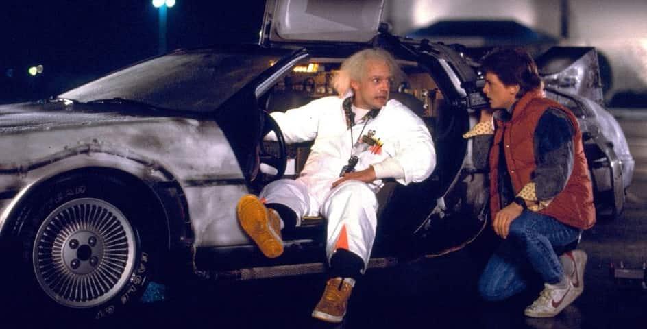 Ritorno al futuro, 1985, Robert Zemeckis, Michael J. Fox, Christopher Lloyd, DeLorean DMC-12