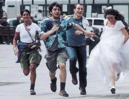 """""""Differenze tra uomo e donna"""", in Santa Maradona"""
