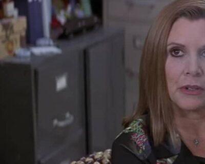 Cameo di Carrie Fisher in Scream 3