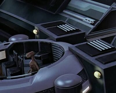 Il cameo di ET in Star Wars – La minaccia fantasma