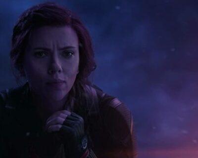 Allenamento di Scarlett Johansson per Avengers: Endgame