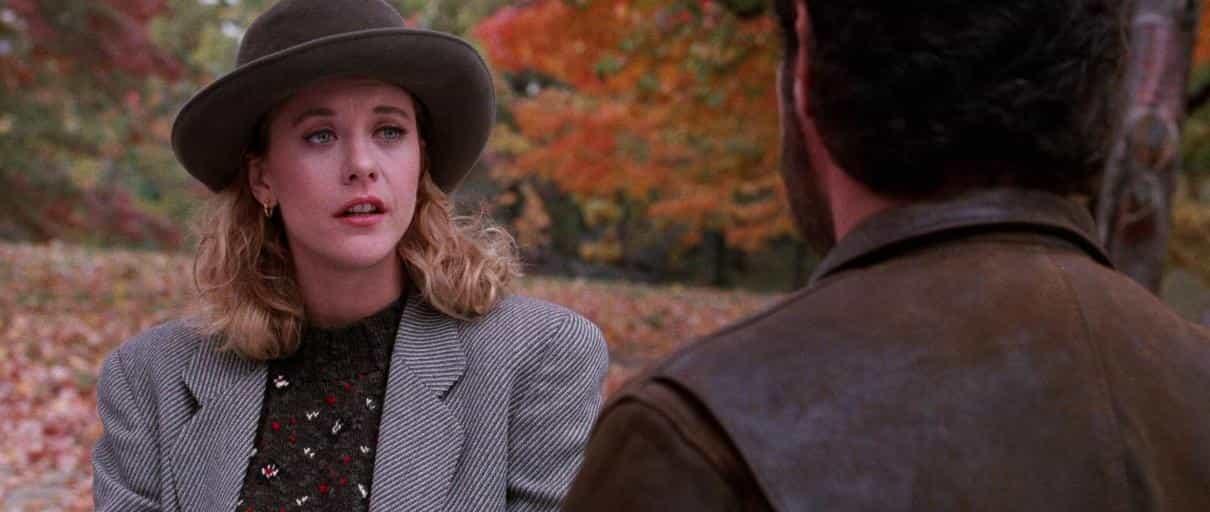 Harry ti presento Sally, 1989, Rob Reiner, Meg Ryan, parco