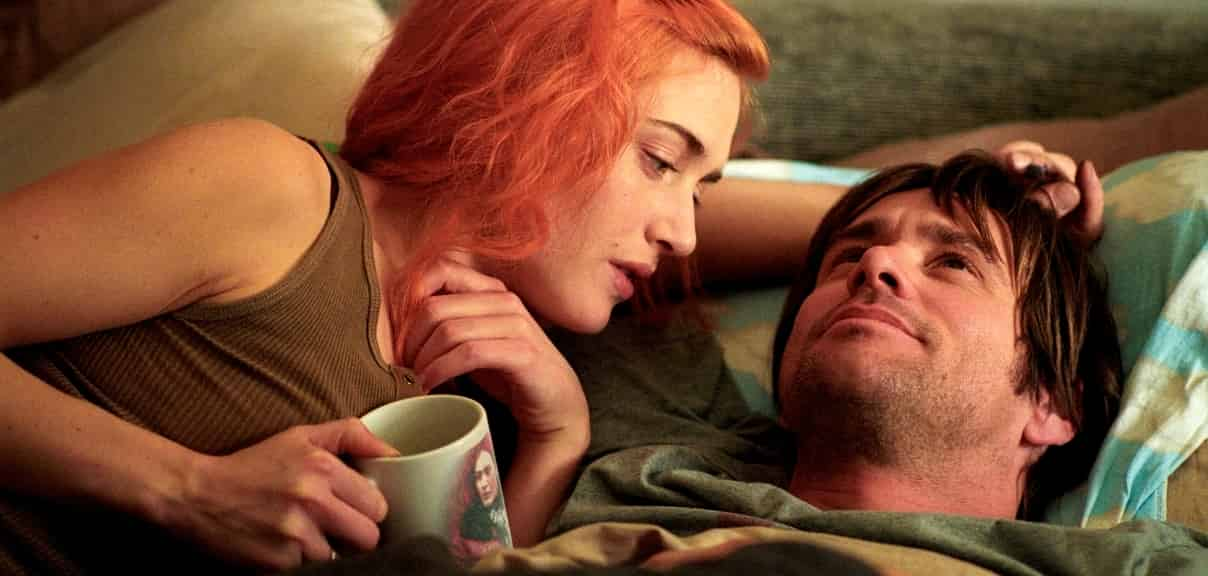 10 film da guardare dopo Se mi lasci ti cancello, 2004, Michel Gondry, Jim Carrey, Kate Winslet, letto