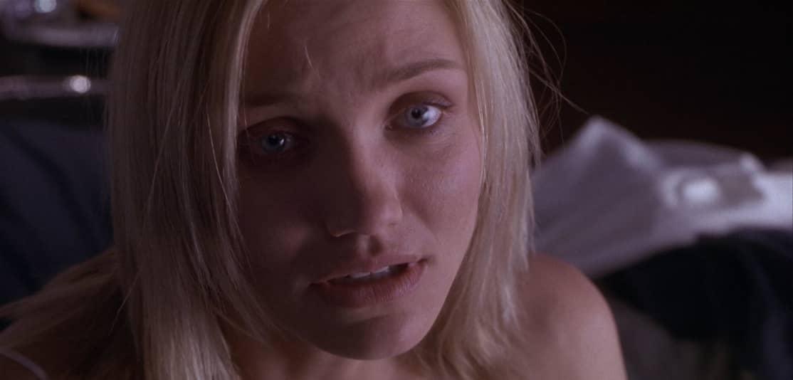 Rimedi fai da te contro l'acne di Cameron Diaz. Vanilla Sky, 2001, Cameron Crowe, Cameron Diaz