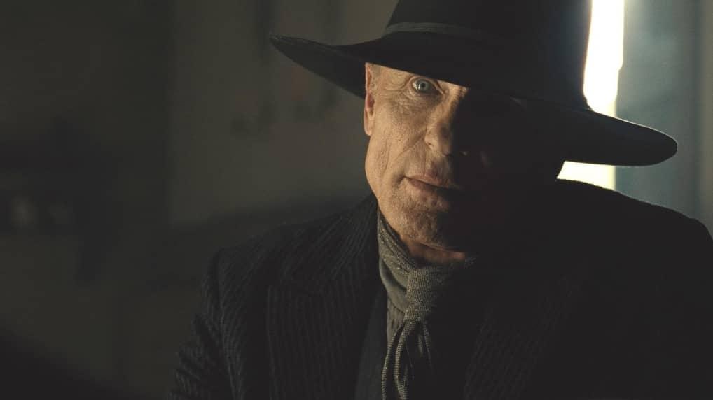 Westworld - Dove tutto è concesso, Ed Harris, Uomo in Nero