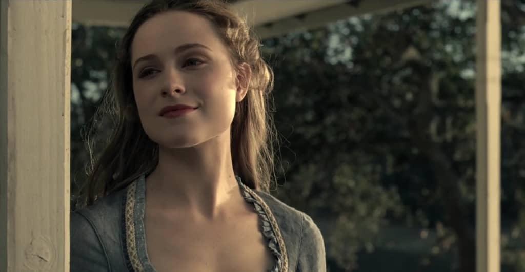 Westworld - Dove tutto è concesso, Evan Rachel Wood, Dolores Abernathy, casa